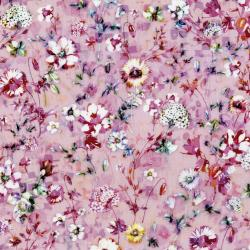 3540-002 Fleur Couture - Sachet - Rose Digiprint Fabric
