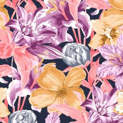 RJ3200-SS1 Full Bloom - Beauty Is Everywhere - Summer Sun Pink Fabric