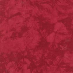 4758-028 Handspray Burgundy Fabric