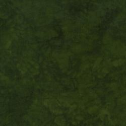 4758-075 Handspray Dark Green Fabric