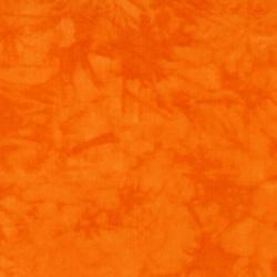 4758-076 Handspray Tangerine Fabric