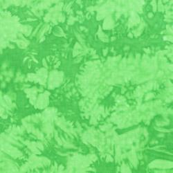 4758-127 Handspray Spring Leaf Fabric