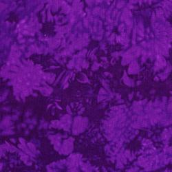 4758-137 Handspray Delphinium Fabric