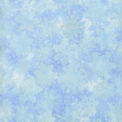 1557-002 Holiday Accents Classics Light Blue Fabric
