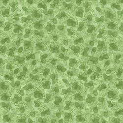 2714-003 Holiday Accents Classics - Pinecone Delight - Green Fabric