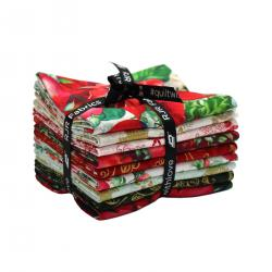 9653-440 Illuminating The Season Fat Quarters