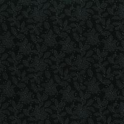 3494-004 Let It Sparkle - Holiday Lace - Black Fabric