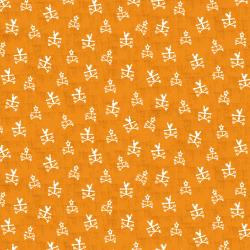 RJ1902-TA2 Lil' Bit Country - Any Way the Wind Blows - Tangerine Fabric