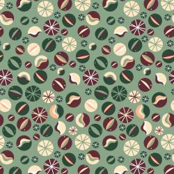 RJ2602-SA3 London is Calling - Shoreditch - Sage Fabric