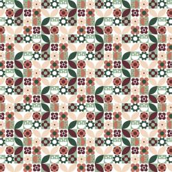 RJ2603-CT3 London is Calling - Underground - Creeping Thyme Fabric