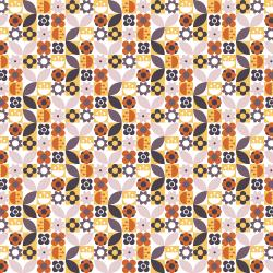 RJ2603-MI2 London is Calling - Underground - Milkweed Fabric