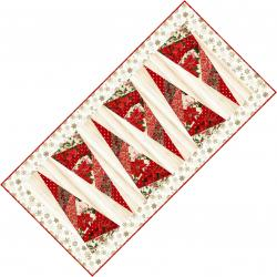 9653-437 Merry, Berry, & Bright - Merry Berry Tree Tops Runner Kit