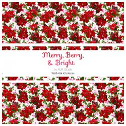9653-456 Merry, Berry, & Bright Charm Pack