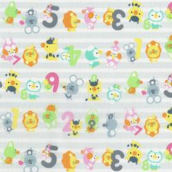 3289-002 MofPof - Pal Parade - Cupcake Fabric