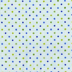 3292-002 MofPof - Dot - Blueberry Fabric