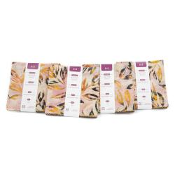 RJ1000P-5X5 Nature Walk Batik 5X5 Pack