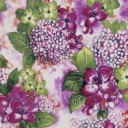 3514-001 Petal Park - Where Flowers Bloom - Sweet Pea Fabric