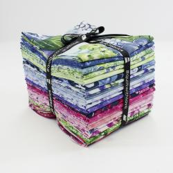 9653-640 Petal Park Fat Quarter - Bundle