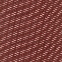 4928-019 Pin Dots - Geometrics - Dark Burgandy Fabric