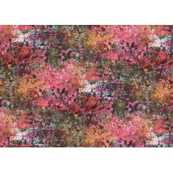 3272-001 Reverie - Mirage In Bloom - Sweet Pea Digiprint Fabric