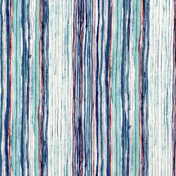 3279-001 Rose Hutch - Fine Lines - Aquastone Fabric