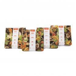 RJ700P-5X5 Shades of Autumn Metallic 5X5 Pack