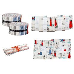 RJ2300P-2X2X2X4 Smooth Seas Precut Pack