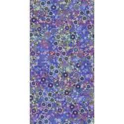 3611-001 Starlight & Splendor - Garden Glow - Violet Digiprint Fabric