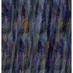 3613-001 Starlight & Splendor - Dream Catcher - Moonlit Digiprint Fabric
