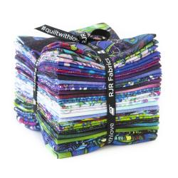 9653-673 Starlight & Splendor Fat Quarters - Bundle