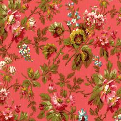 2800-004 Garden Gate - Solid - Coral Bells Fabric