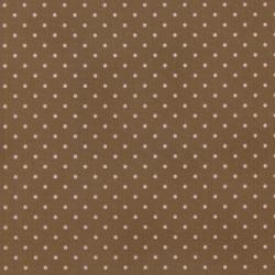 0016-034 Home Essentials - Dots - Coco Fabric
