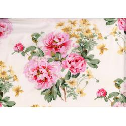 2933-002 Mon Cheri - Cherish Floral - Greek Villa Fabric