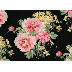 2933-005 Mon Cheri - Cherish Floral - Rock Bottom Fabric