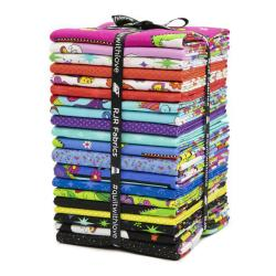 SM400P-FQB Garden Gnomes Fat Quarter - Bundle