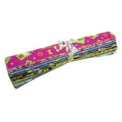 SM400P-FQR Garden Gnomes Fat Quarter - Roll