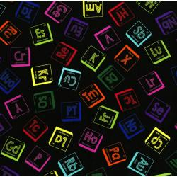 2869-002 Geekery - Elemental - Marvo Fabric