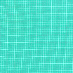 2872-002 Geekery - Graph Paper - Acropora Fabric