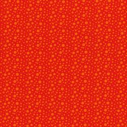 3034-002 Monster Trucks - Skin Dotties - Fire Engine Red Fabric