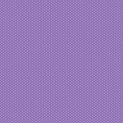 3623-001 Retro Road Trip - Pin Dots - Purple Fabric