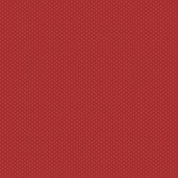3623-002 Retro Road Trip - Pin Dots - Red Fabric
