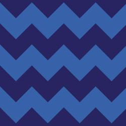VF203-BL3 Stripes - Chevron Stripe - Blue Fabric