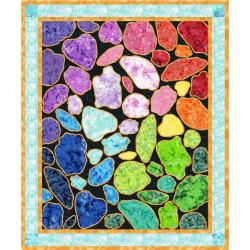 Gemstones Quilt Pattern