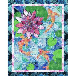 Little Lily Pond Quilt Pattern