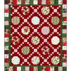 Merry Berry Ornamental Quilt Pattern