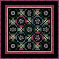 New Moon Quilt Pattern
