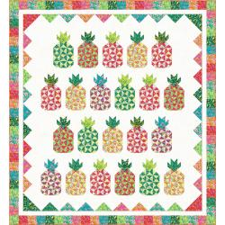 Pineapple Punch Quilt Pattern