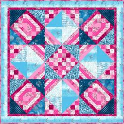Sweet Mix Quilt Pattern