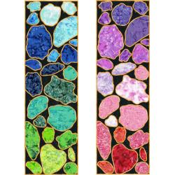 Gemstones Runner Pattern