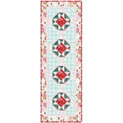 Sugar Crystal Table Runner Pattern